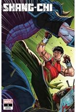 MARVEL COMICS SHANG-CHI #1 (OF 5) RON LIM VAR