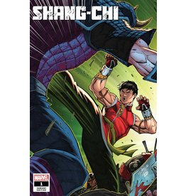MARVEL COMICS SHANG-CHI #1 (OF 5) RON LIM VAR