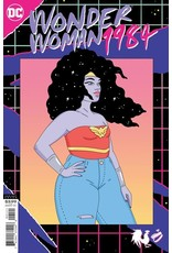 DC COMICS WONDER WOMAN 1984 #1 (ONE SHOT) CVR B ROBIN EISENBERG ROOSTER TEETH VAR