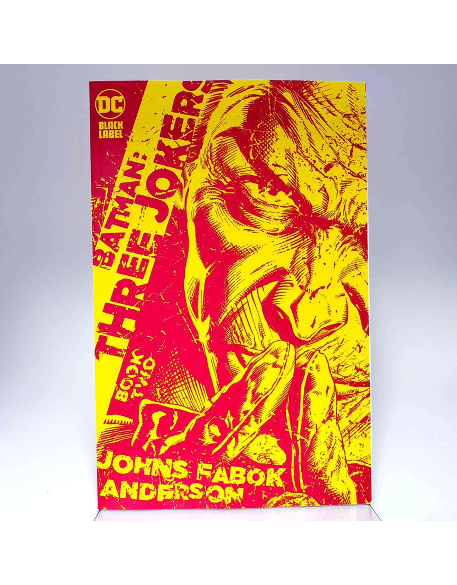 DC COMICS BATMAN THREE JOKERS #2 (OF 3) INCENTIVE 1:25 VARIANT