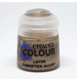 CITADEL COLOUR LAYER CANOPTEK ALLOY