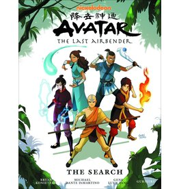 DARK HORSE COMICS AVATAR LAST AIRBENDER SEARCH LIBRARY ED HC