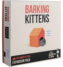 EXPLODING KITTENS: BARKING KITTENS EXPANSION