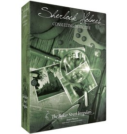 SHERLOCK HOLMES: THE BAKER STREET IRREGULARS