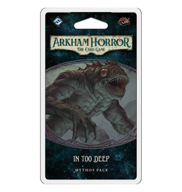 FANTASY FLIGHT GAMES ARKHAM HORROR LCG: IN TOO DEEP PRE-ORDER