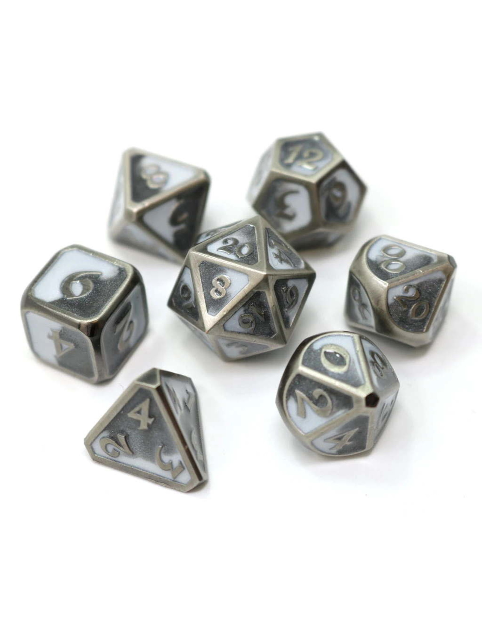 DIE HARD DICE DIE HARD DICE 7 CT SPELLBINDER SHADESTEEL