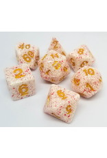 DIE HARD DICE DIE HARD DICE 7 CT RPG DICE SET UME ONIGIRI