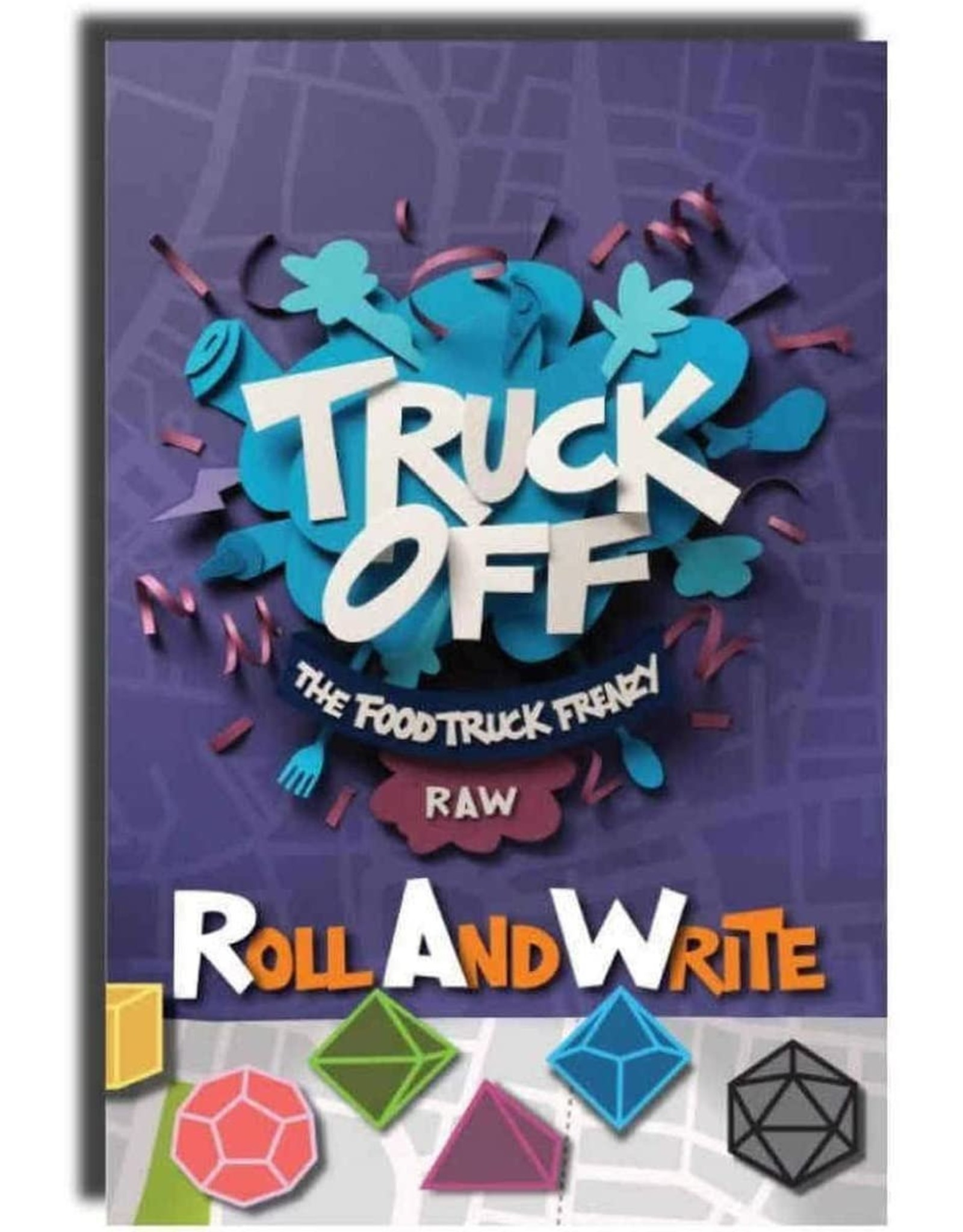 TRUCK OFF ROLL & WRITE