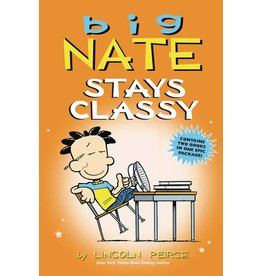 AMP! COMICS FOR KIDS BIG NATE STAYS CLASSY TP