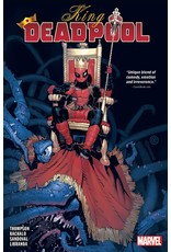 MARVEL COMICS KING DEADPOOL TP VOL 01 HAIL TO THE KING