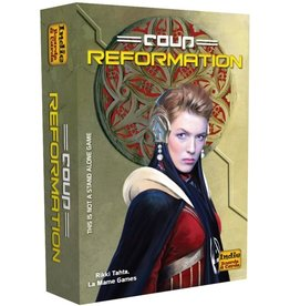 INDIE BOARDS AND CARDS COUP REFORMATION EXPANSION