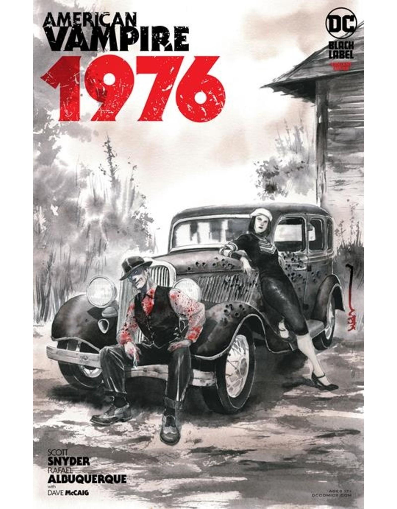 DC COMICS AMERICAN VAMPIRE 1976 #1 (OF 9) CVR B DUSTIN NGUYEN VAR