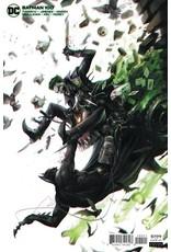DC COMICS BATMAN #100 CVR B FRANCESCO MATTINA CARD STOCK VAR (JOKER WAR)