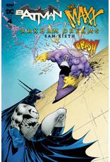 IDW PUBLISHING BATMAN THE MAXX ARKHAM DREAMS #4 (OF 5) CVR B KIETH