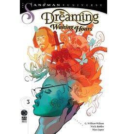 DC COMICS DREAMING WAKING HOURS #3