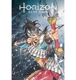 TITAN COMICS HORIZON ZERO DAWN #3 CVR A MOMOKO