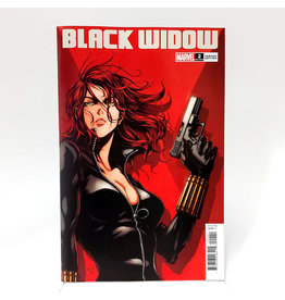 MARVEL COMICS BLACK WIDOW #2 1:25 OKAZAKI VAR