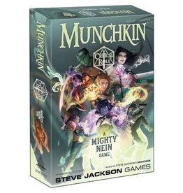 STEVE JACKSON GAMES MUNCHKIN CRITICAL ROLE