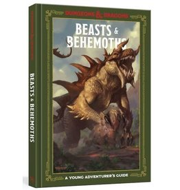 TEN SPEED PRESS YOUNG ADVENTURER'S GUIDE: BEASTS & BEHEMOTHS PRE-ORDER