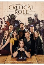 TEN SPEED PRESS THE WORLD OF CRITICAL ROLE