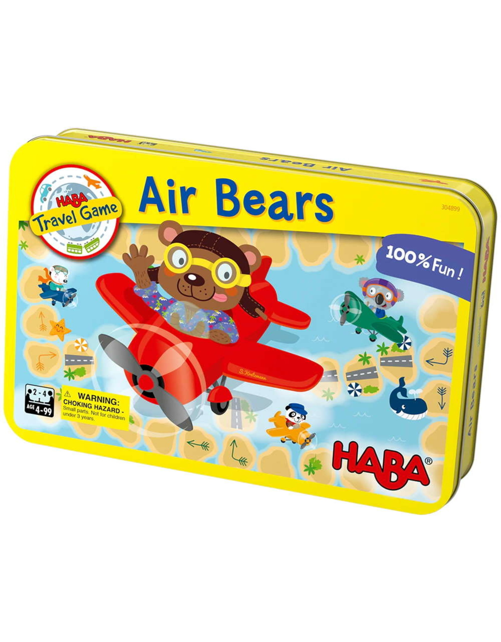 HABA GAMES AIR BEARS