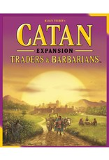 MAYFAIR GAMES CATAN TRADERS & BARBARIANS (2015)