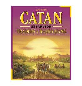 MAYFAIR GAMES CATAN TRADERS & BARBARIANS (2015)