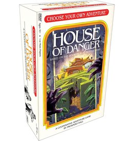 Z-MAN GAMES INC CHOOSE YOUR OWN ADVENTURE HOUSE OF DANGER