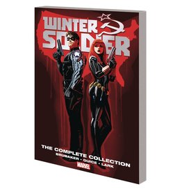 MARVEL COMICS WINTER SOLDIER BY ED BRUBAKER COMPLETE COLLECTION TP