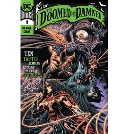 DC COMICS DC THE DOOMED AND THE DAMNED #1