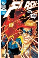 DC COMICS FLASH #763 CVR A BERNARD CHANG