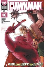 DC COMICS HAWKMAN #28 CVR A MIKEL JANIN
