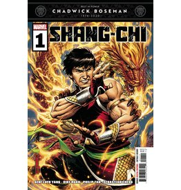 MARVEL COMICS SHANG-CHI #1 (OF 5)
