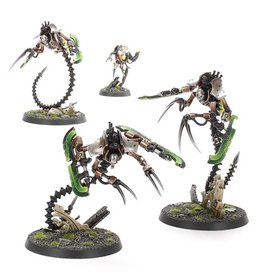 GAMES WORKSHOP NECRON OPHYDIAN DESTROYERS PRE-ORDER