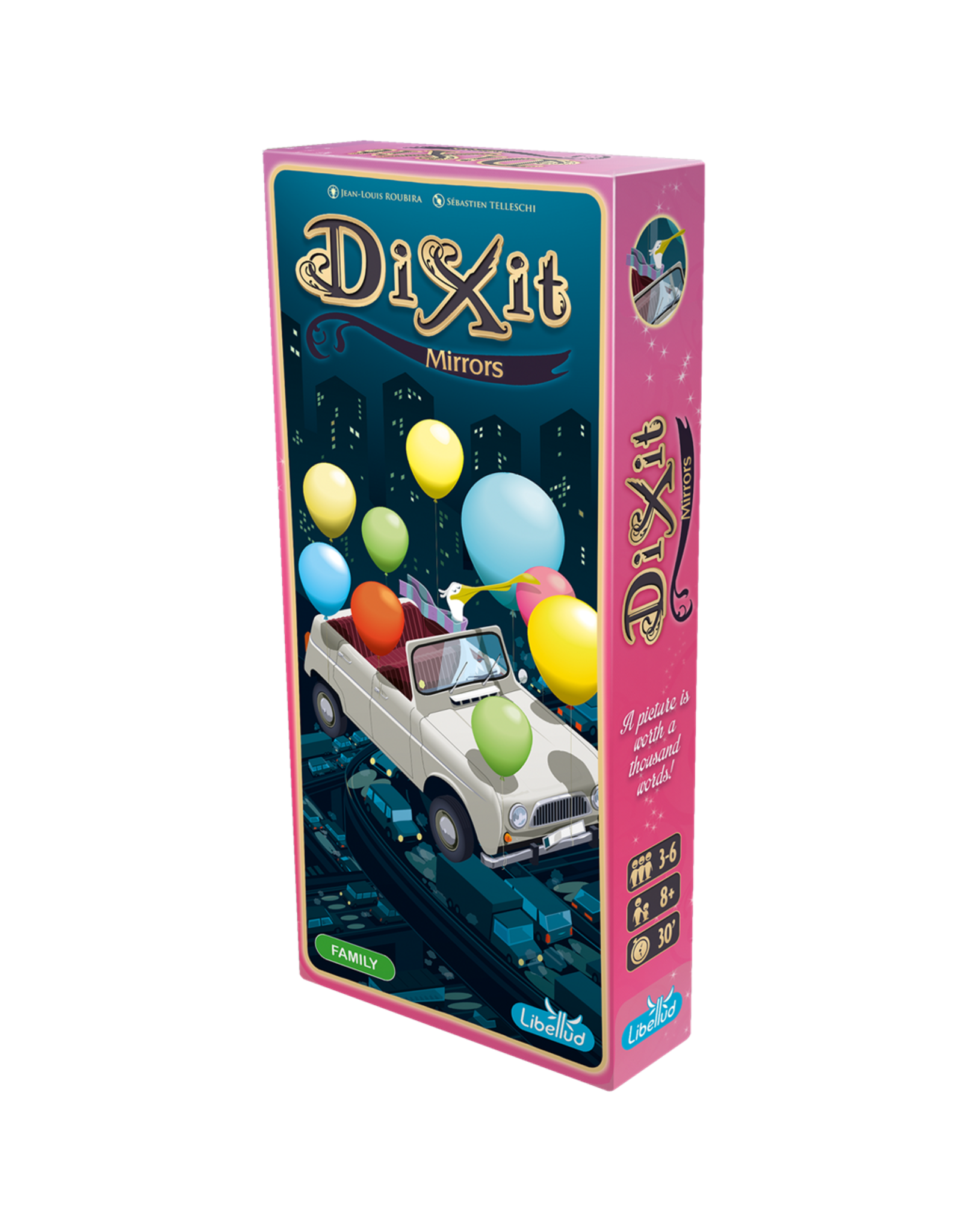 DIXIT MIRRORS EXPANSION PRE-ORDER