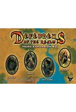 EAGLE GAMES DEFENDERS OF THE REALM HERO EXPANSION #2