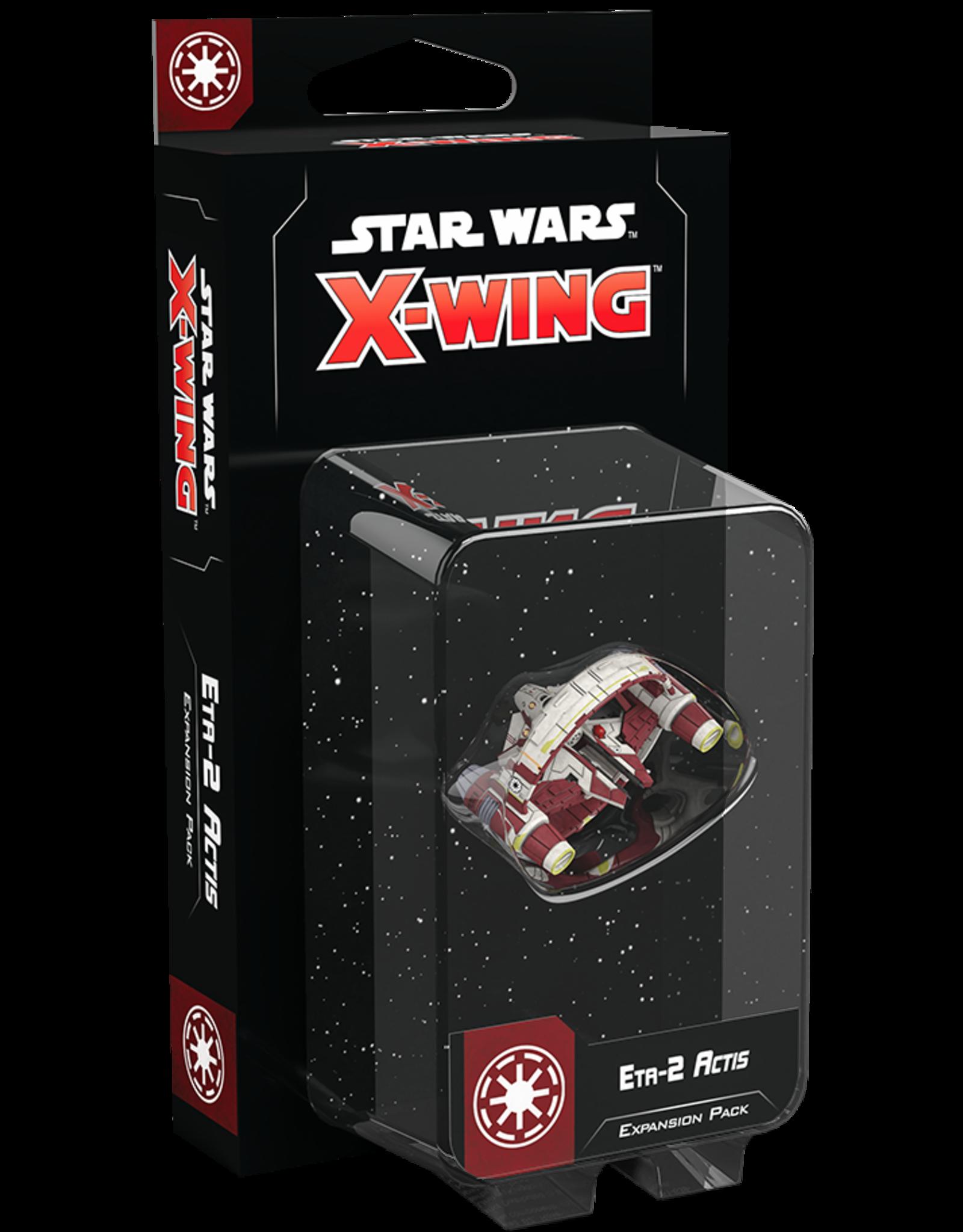 FANTASY FLIGHT GAMES STAR WARS X-WING 2ND ED: ETA-2 ACTIS