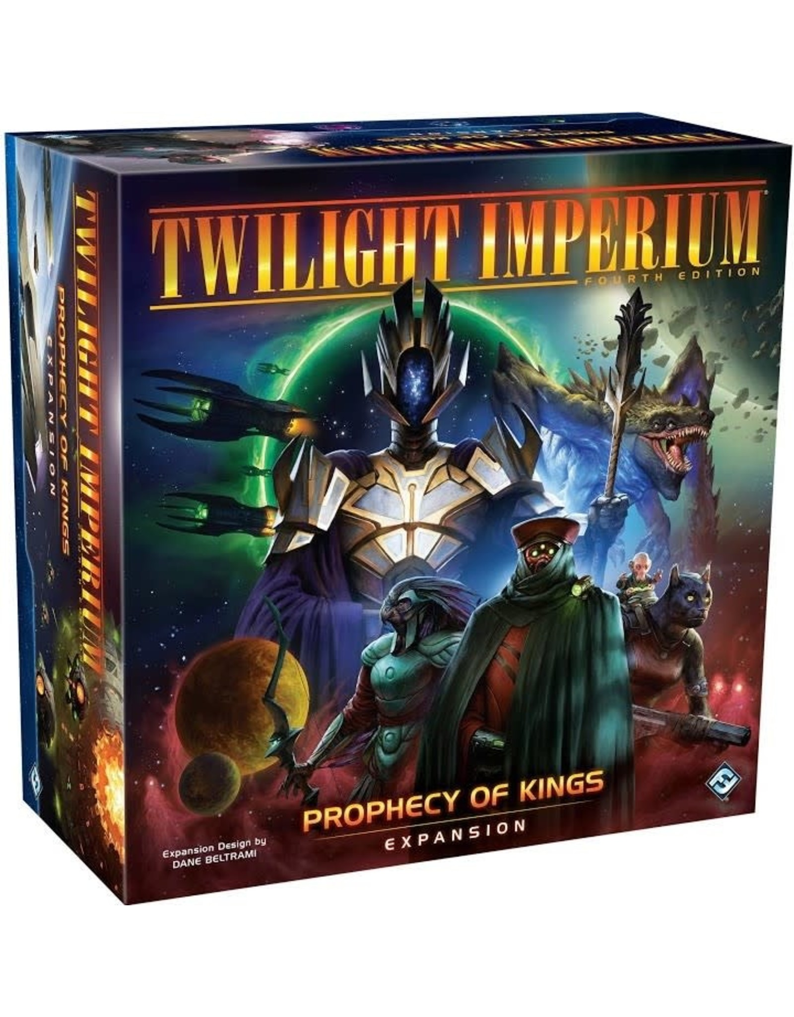FANTASY FLIGHT GAMES TWILIGHT IMPERIUM: PROPHECY OF KINGS PRE-ORDER