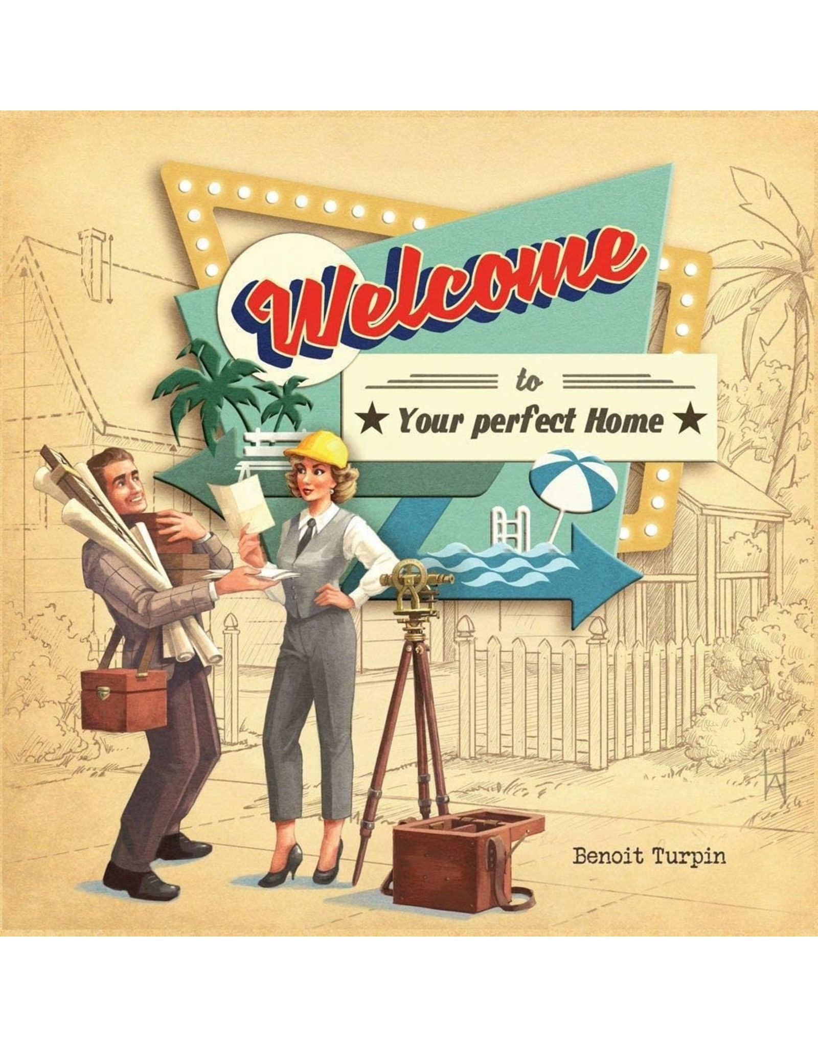 WELCOME TO: YOUR PERFECT HOME (2020 Edition)