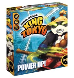 IELLO KING OF TOKYO 2ND ED POWER UP EXP