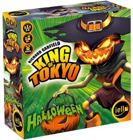 IELLO KING OF TOKYO HALLOWEEN MONSTER PACK 2ND EDITION
