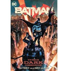 DC COMICS BATMAN VOL 01 THEIR DARK DESIGNS HC