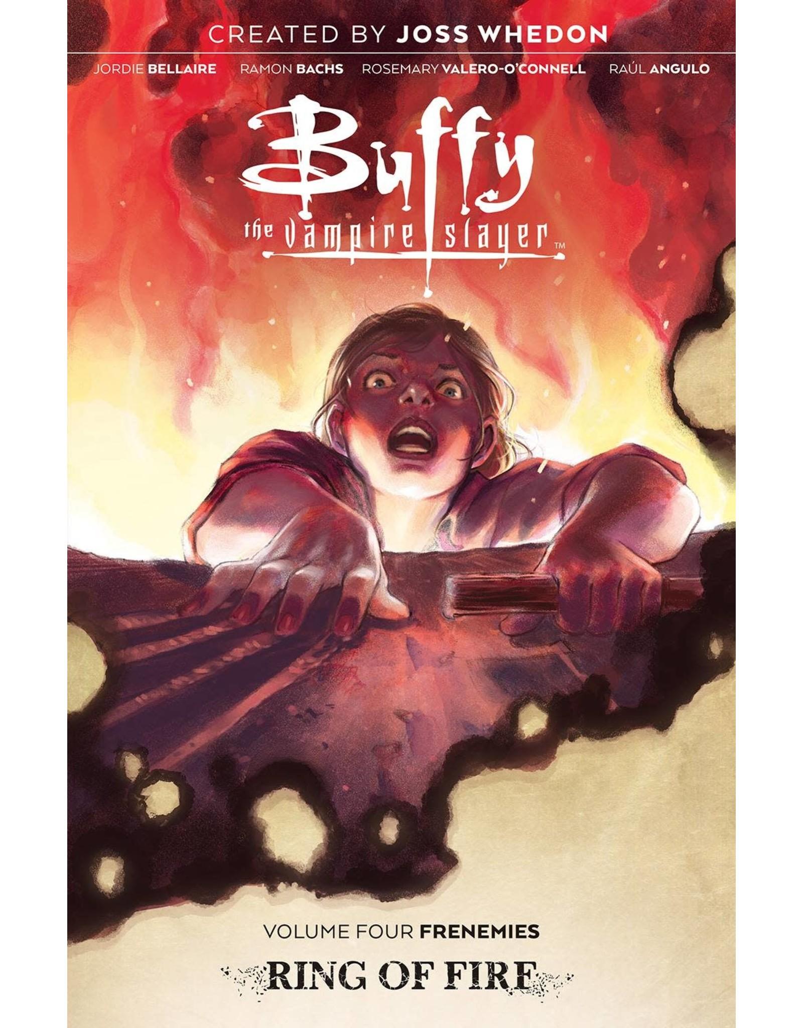 BOOM! STUDIOS BUFFY THE VAMPIRE SLAYER TP VOL 04