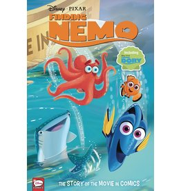 DARK HORSE COMICS DISNEY PIXAR NEMO DORY STORY MOVIE COMICS HC