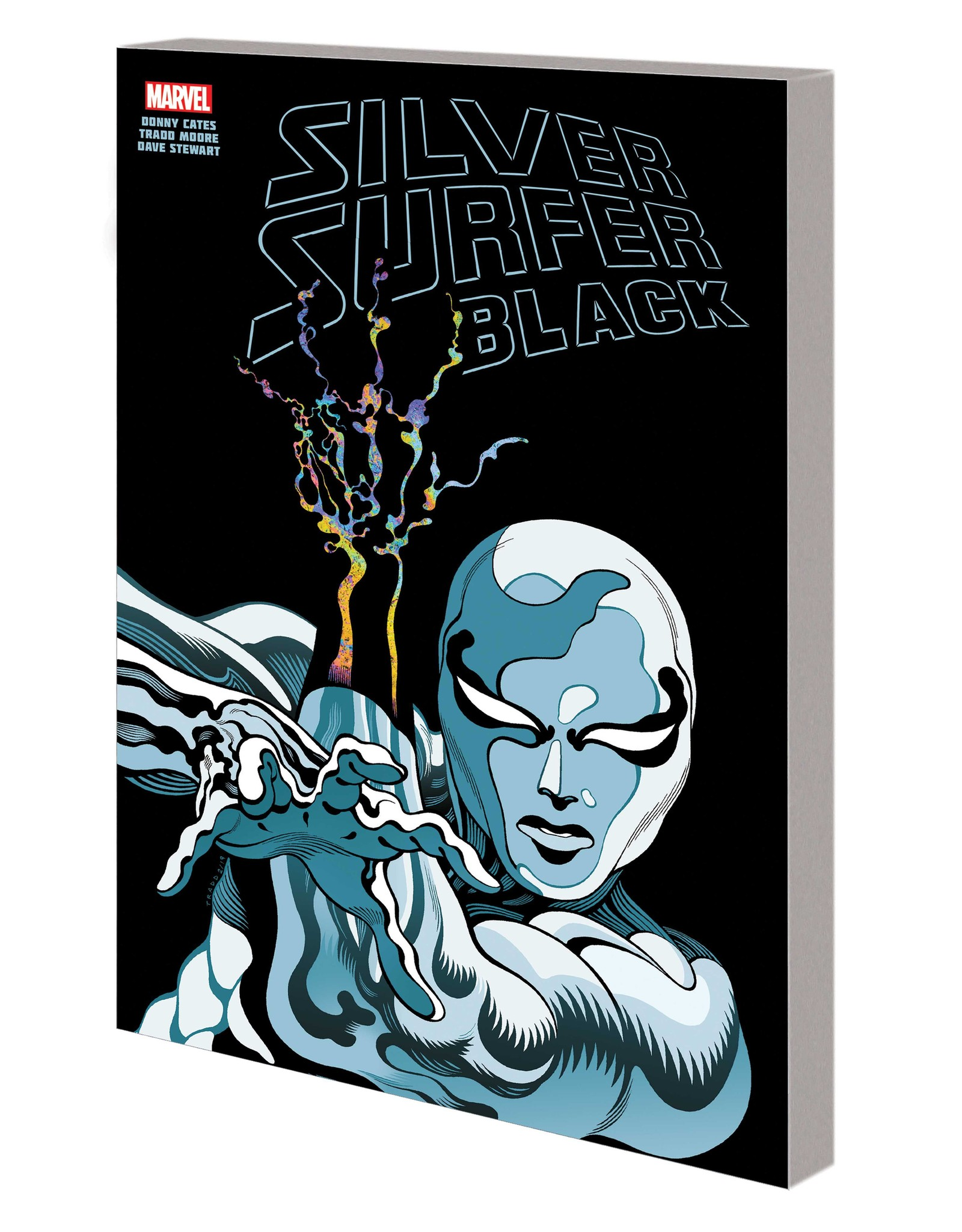MARVEL COMICS SILVER SURFER BLACK TP
