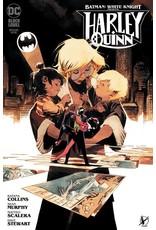 DC COMICS BATMAN WHITE KNIGHT PRESENTS HARLEY QUINN #1 (OF 6) CVR B MATTEO SCALERA VAR
