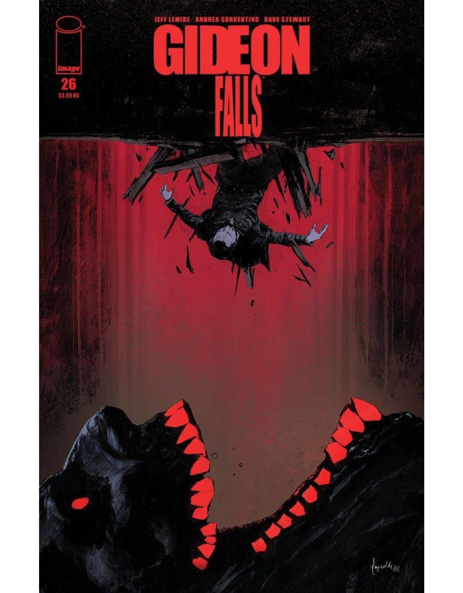 IMAGE COMICS GIDEON FALLS #26 CVR B REYNOLDS