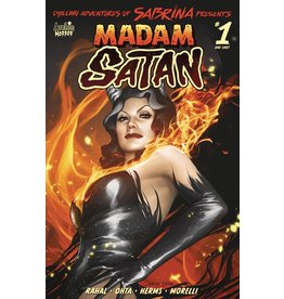 ARCHIE COMIC PUBLICATIONS MADAM SATAN ONE SHOT CHILLING SABRINA #1 CVR A OHTA