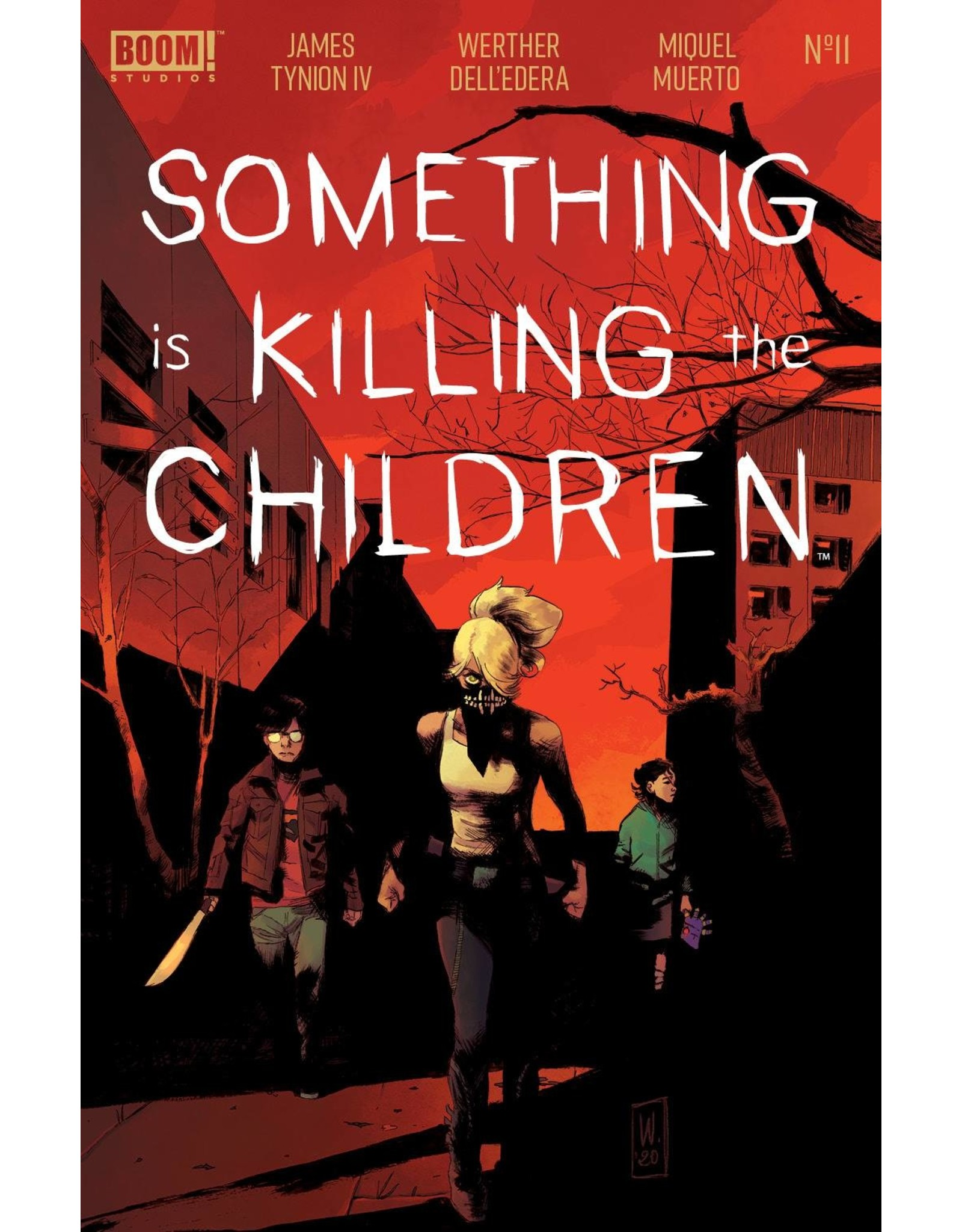 BOOM! STUDIOS SOMETHING IS KILLING CHILDREN #11 MAIN