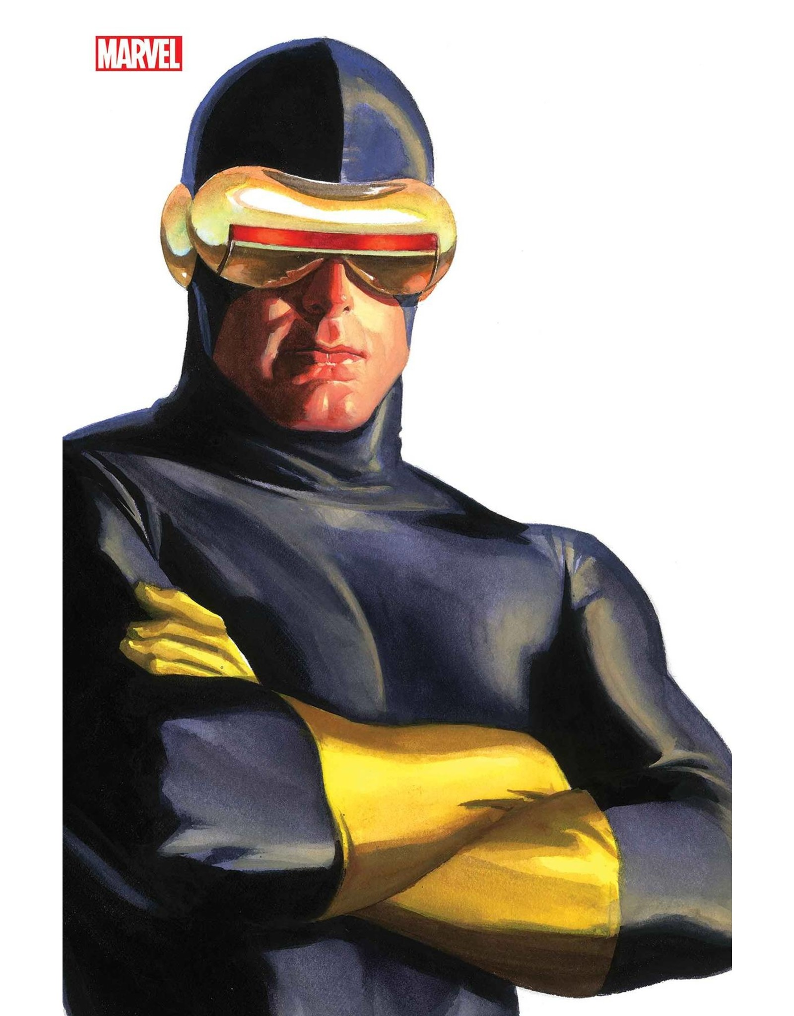 MARVEL COMICS X-MEN #13 ALEX ROSS CYCLOPS TIMELESS VAR XOS